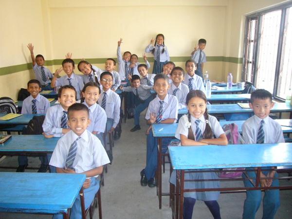 Class 4B