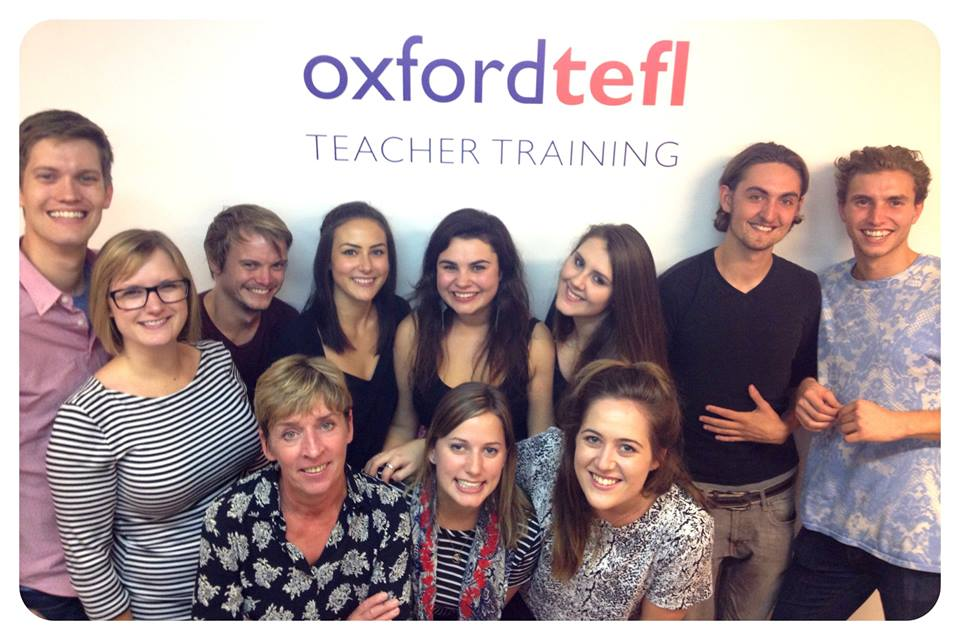 Best TEFL course
