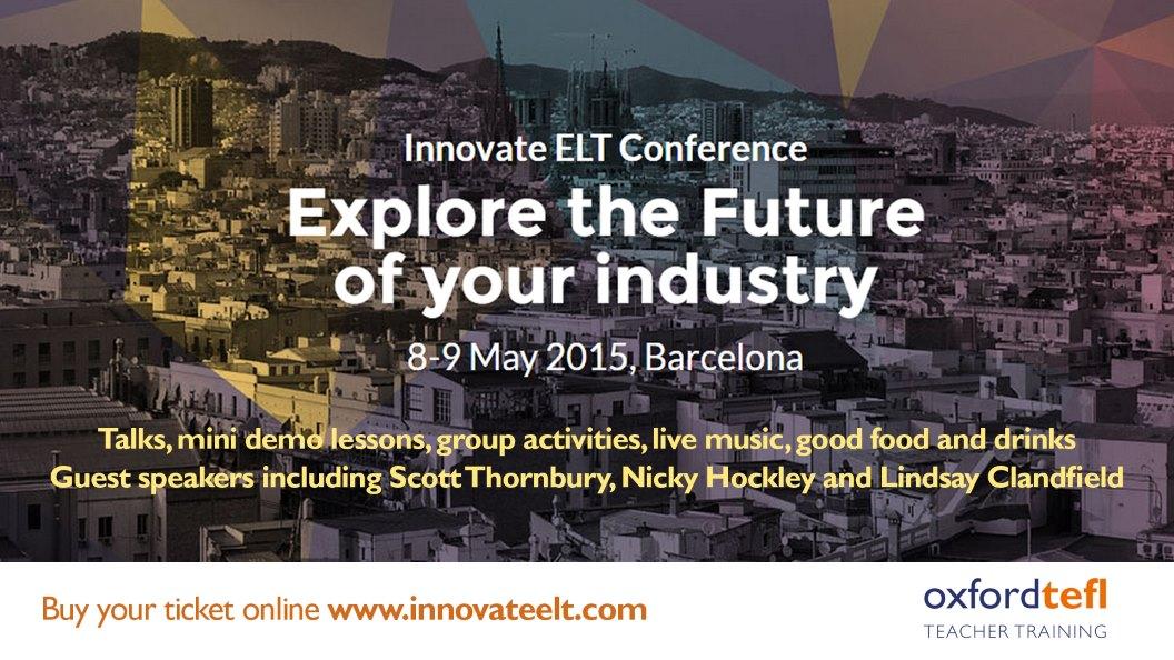 InnovateELT conference FB