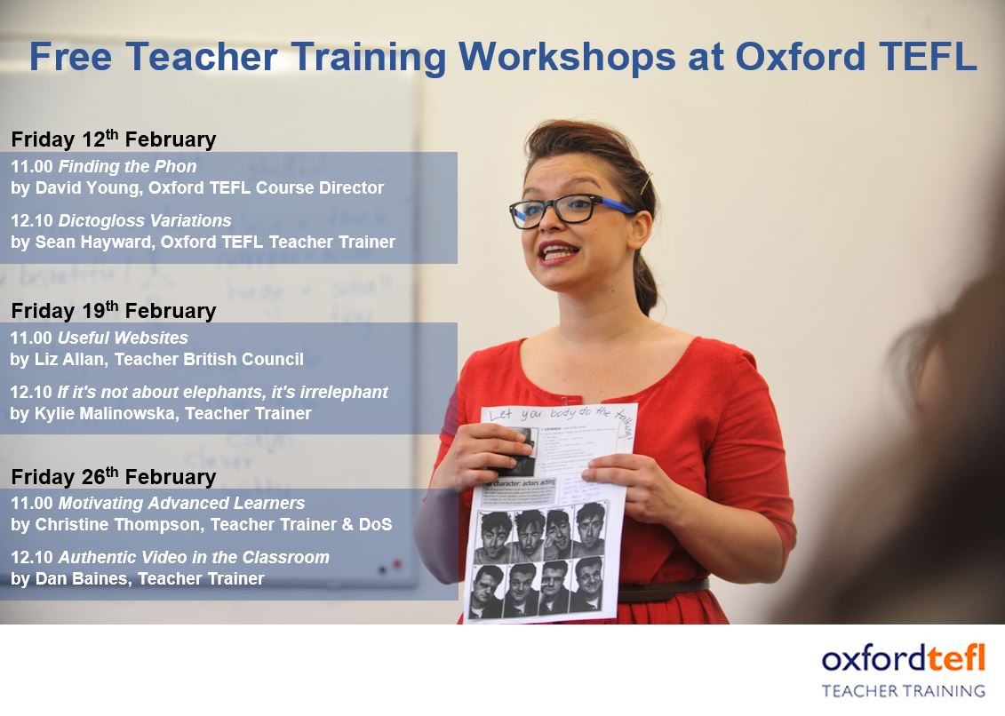 flyer workshops Feb