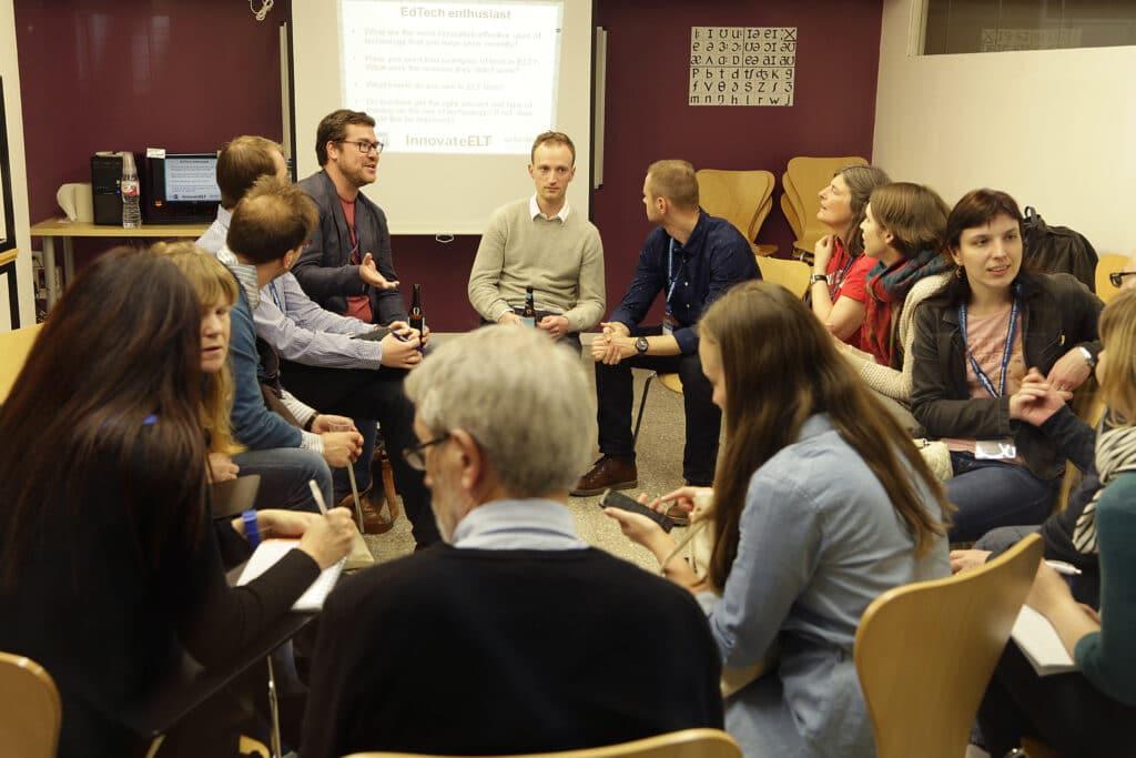 Innovate ELT conference 2016