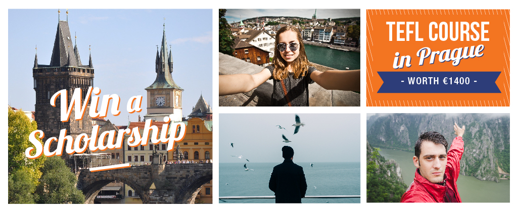 scholarship tefl course prague