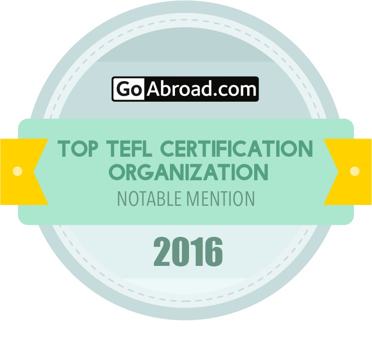 GoAbroad list of Top Rated TEFL Certifications in 2016 - Oxford TEFL